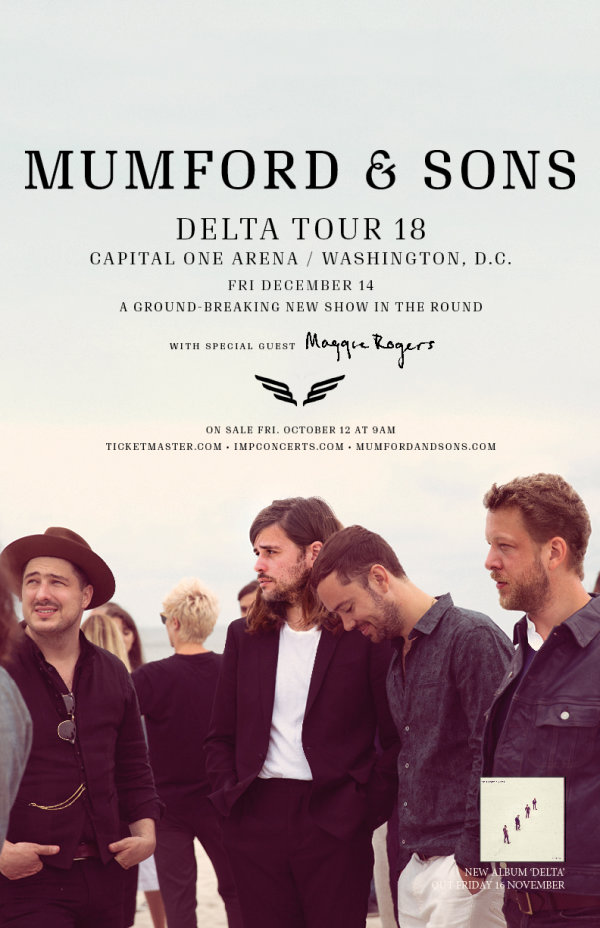 None - Win Mumford & Sons Tickets!