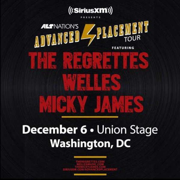 None - Win The Regrettes/Welles Tickets!
