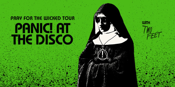 None -  Win Panic! At The Disco Tickets