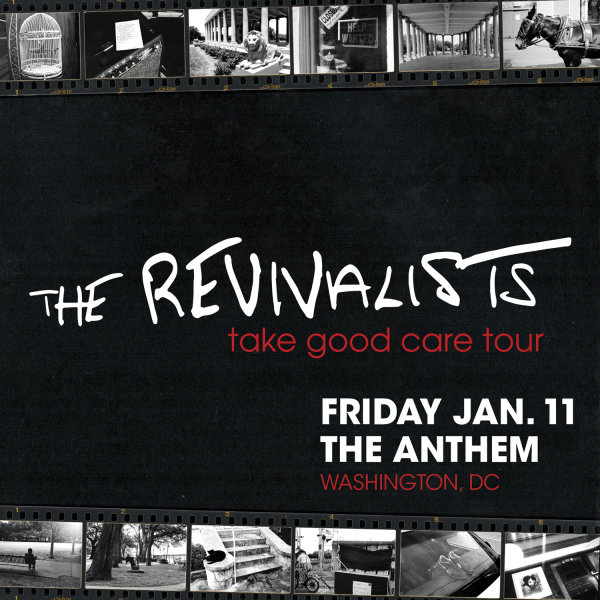None - Win The Revivalists Tickets