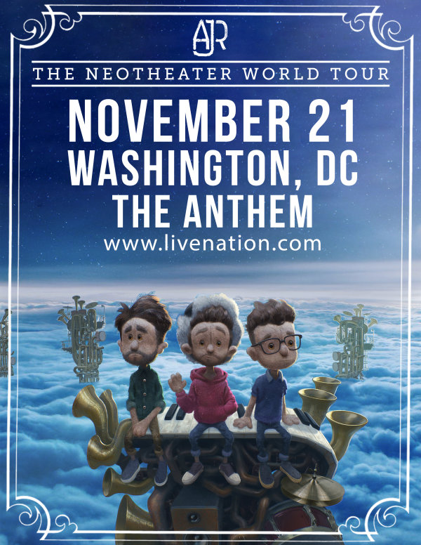 None -  Win AJR Tickets