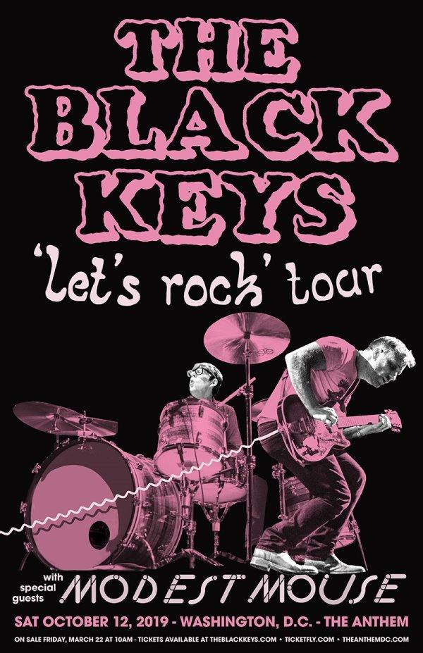 None -   Win The Black Keys Night 1 Tickets