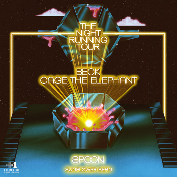 None -     Win Beck and Cage The Elephant Tickets