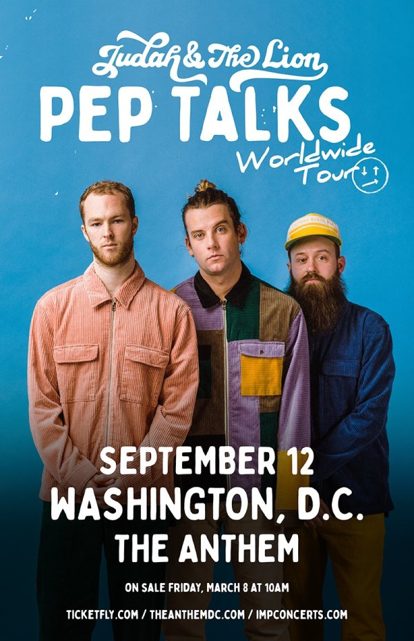 None -     Win Judah & The Lion Tickets