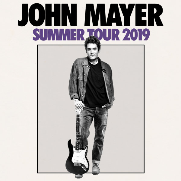 None -  Win John Mayer Tickets