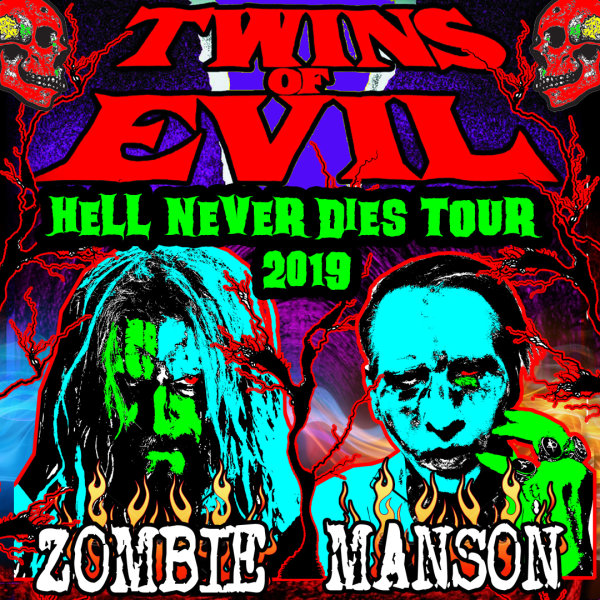 None -     Win Rob Zombie and Marilyn Manson Tickets
