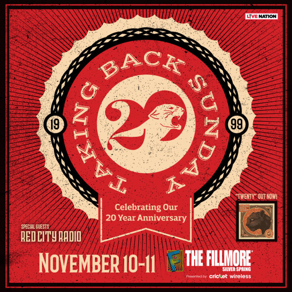 None -   Win Taking Back Sunday Tickets