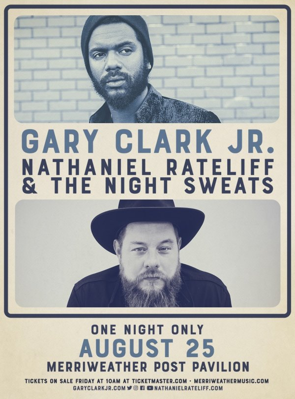 None -      Win Gary Clark, Jr. Tickets