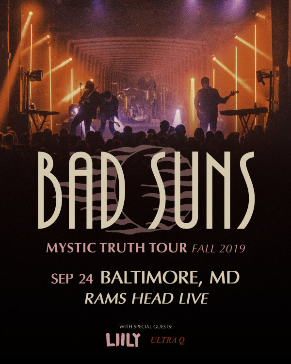 None -       Win Bad Suns Tickets