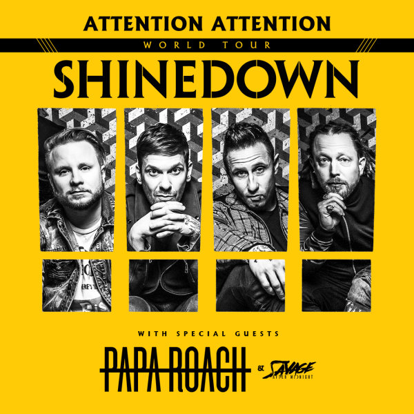None -    Win DC101 Presents Shinedown Tickets