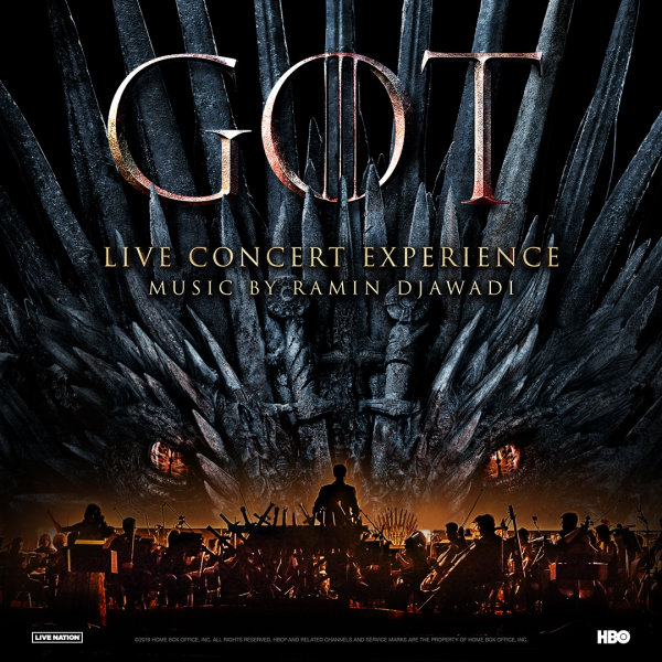 None -   Win Game of Thrones Live Concert Experience Tickets