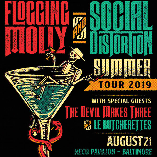 None -     Win Flogging Molly and Social Distortion Tickets