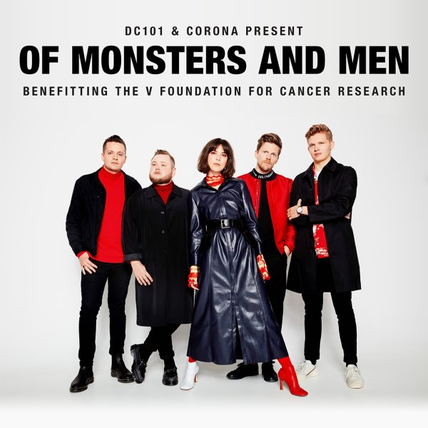 None -       Win Of Monsters and Men Tickets