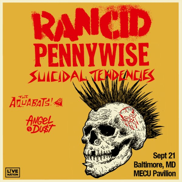 None -    Win Rancid Tickets