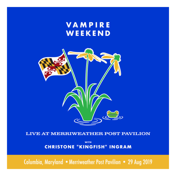 None -    Win Vampire Weekend Tickets