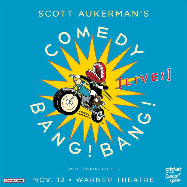 None - Win Comedy Bang! Bang! Live! Tickets