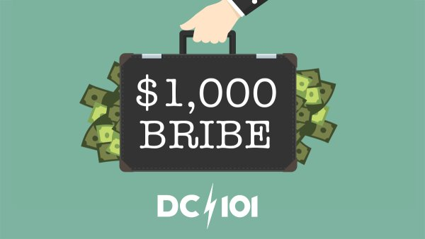 None - Let Us Bribe You With $1000