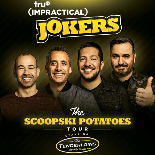 image for Win Impractical Jokers Tickets