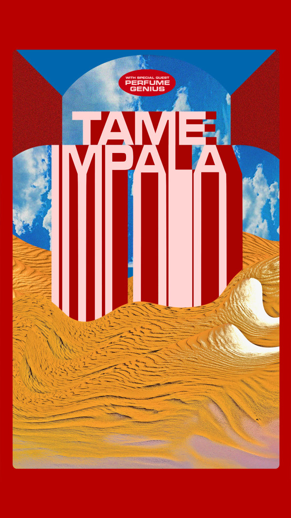 image for Win Tame Impala Tickets