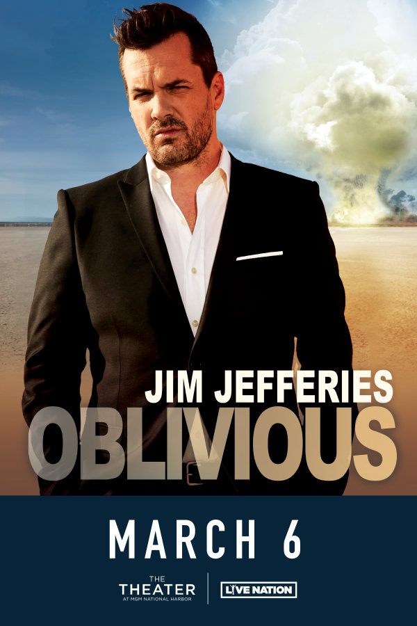 image for Win Jim Jefferies Tickets