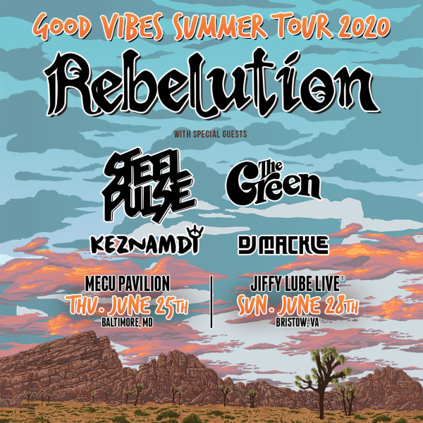 image for Win Rebelution Tickets