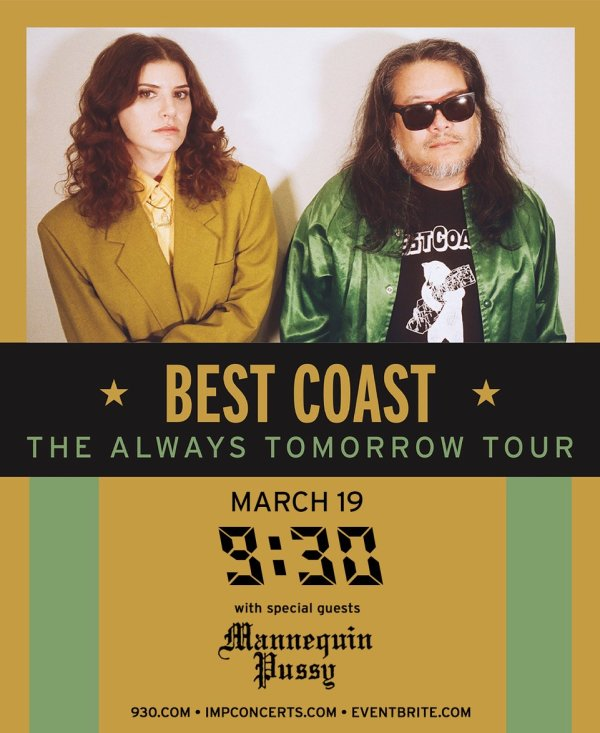 image for Win Best Coast Tickets