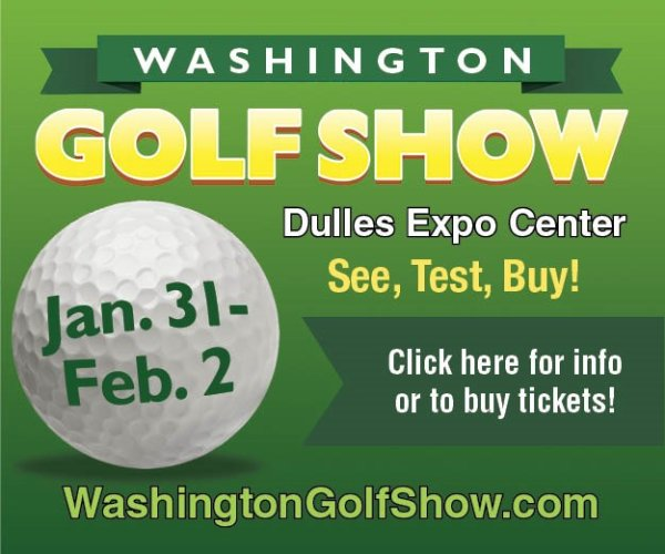 None - Washington Golf and Travel Show Tickets