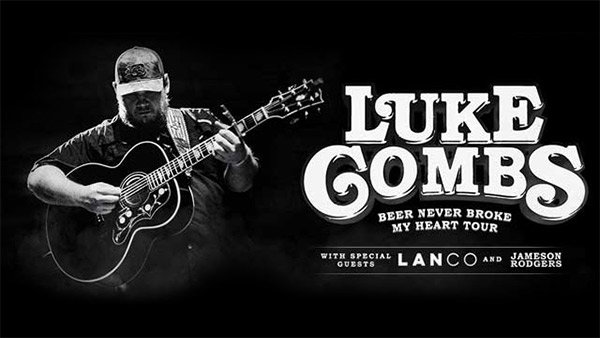 None - Win Luke Combs Tickets!