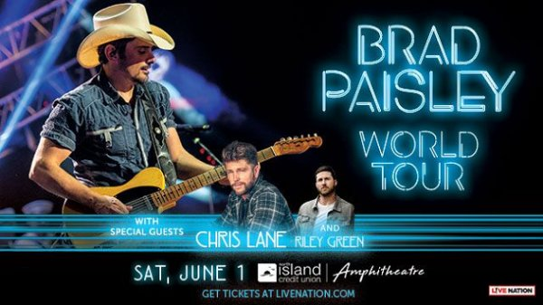 None -   Win Brad Paisley Tickets