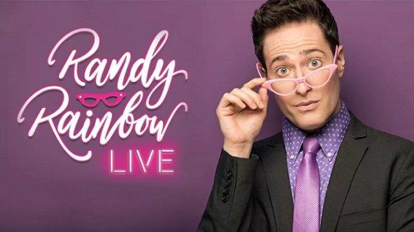 None - Win Randy Rainbow Live Tickets
