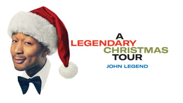 None -   Win tickets to John Legend's A LEGENDARY CHRISTMAS Tour