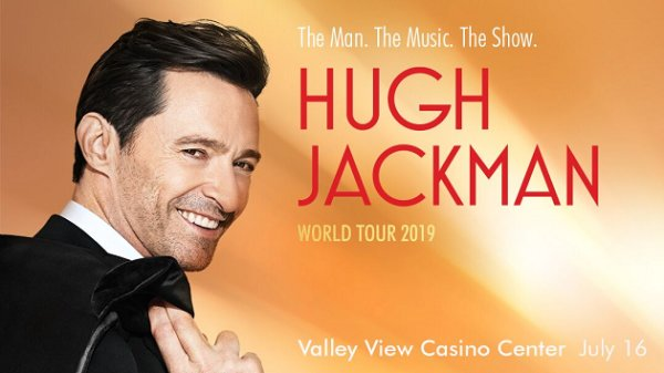 None -  Win tickets to Hugh Jackman The Man. The Music. The Show.