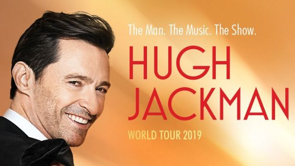 Win tickets to Hugh Jackman The Man. The Music. The Show.