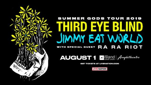 None - Win Third Eye Blind and Jimmy Eat World Tickets