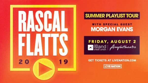 Win Rascal Flatts Tickets