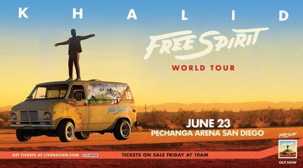 None - Win Khalid Tickets