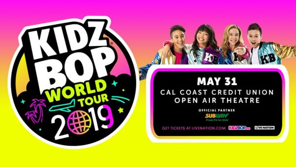 None - Win KIDZ BOP Tickets