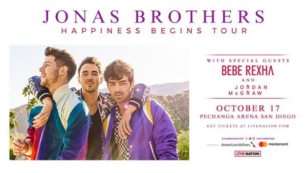 None -  Win Jonas Brothers Tickets