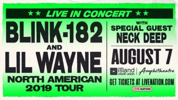 None - Win blink-182 Tickets