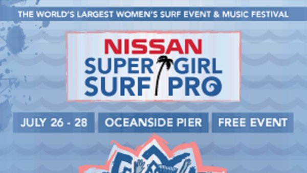 None - Win a Paul Mitchell Prize Pack courtesy of Nissan Supergirl Surf Pro