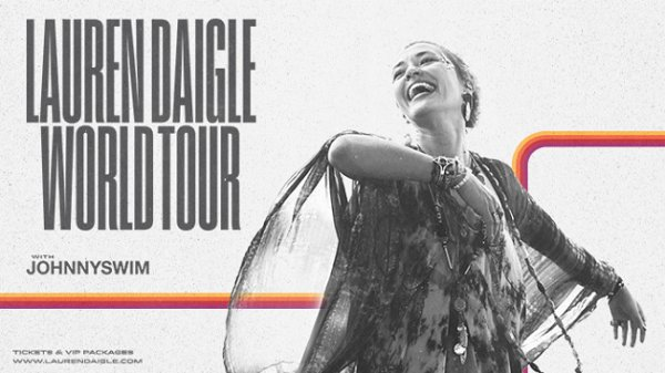 Win Lauren Daigle Tickets