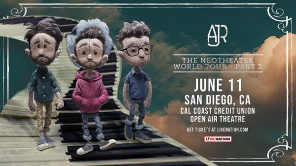 image for Win AJR Tickets