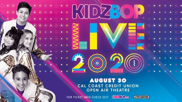 None - Win KIDZ BOP Live 2020 Tickets
