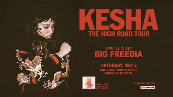 image for Win KESHA Tickets