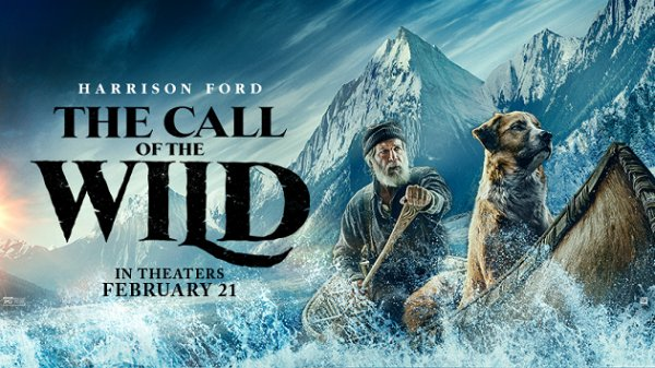 None - Win The Call Of The Wild Advance Screening Passes