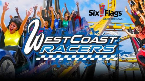 None - Win Six Flags Magic Mountain Tickets