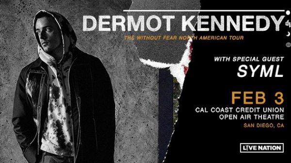 None - Win Dermot Kennedy Tickets