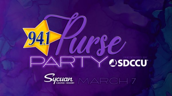 Win a Star 94.1 Pick A Purse Party Invitation