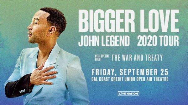image for Win John Legend Tickets