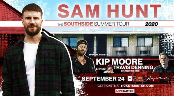 image for Win Sam Hunt Tickets
